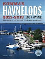 Komma's havnelods 2011-2013 af Bent Lyman