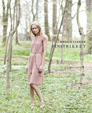 Bog, indbundet Finstrikket af Helga Isager