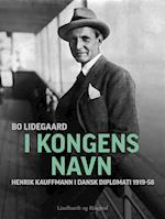 I Kongens Navn - Henrik Kauffmann i dansk diplomati 1919-58