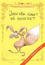 Pisselet at læse: John får noget på hovedet! (Pisselet at læse)