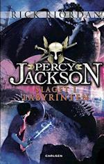 Percy Jackson 4 - Slaget i labyrinten (Percy Jackson og olymperne)
