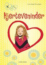 K for Klara 1: Hjerteveninder (Carlsens stribede, nr. 1)