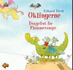 Oklingerne - En dragefest for Flammerumpe (Carlsens Små Lydbøger)