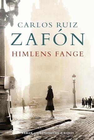Bog, indbundet Himlens fange af Carlos Ruiz Zafon