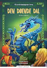 Elverdronningens børn 6: Den døende dal (Carlsens stribede, nr. 6)