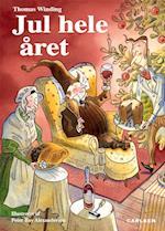 Jul hele året (Carlsens julebøger)