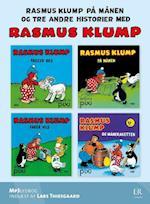 Rasmus Klump på månen - og tre andre historier