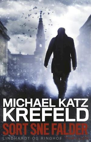 Bog, indbundet Sort sne falder af Michael Katz Krefeld