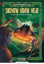 Elverdronningens børn 2: Skoven uden veje (Carlsens stribede, nr. 2)