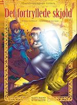 Elverdronningens riddere 1: Det fortryllede skjold (Carlsens stribede)