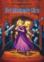 Elverdronningens riddere 7: Det blodrøde tårn (Carlsens stribede)