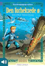 Elverdronningens riddere 2: Den forheksede ø (Carlsens stribede, nr. 2)