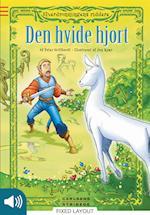 Elverdronningens riddere 6: Den hvide hjort (Carlsens stribede, nr. 6)