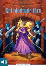 Elverdronningens riddere 7: Det blodrøde tårn (Carlsens stribede, nr. 7)