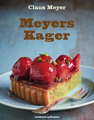 Bog, indbundet Meyers kager af Claus Meyer