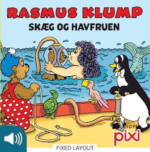 Rasmus Klump Skæg og Havfruen