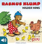 Rasmus Klump holder høns (Lyt & Læs)