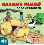 Rasmus Klump og damptromlen (Lyt & Læs)