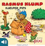 Rasmus Klump hjælper Pips (Lyt & Læs)