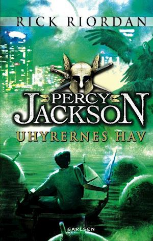 Percy Jackson 2 – Uhyrernes hav af Rick Riordan