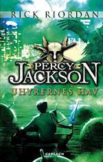 Percy Jackson 2 – Uhyrernes hav (Percy Jackson og olymperne, nr. 2)
