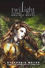 Twilight graphic novel - tusmørke