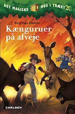 Kænguruer på afveje (Det magiske hus i træet, nr. 20)
