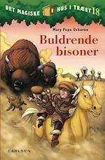 Buldrende bisoner af Mary Pope Osborne