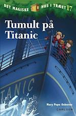 Tumult på Titanic af Mary Pope Osborne