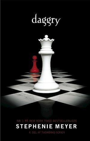 Bog, indbundet Daggry af Stephenie Meyer