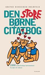 Den store børnecitatbog