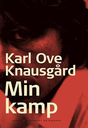 Bog, hardback Min kamp af Karl Ove Knausgård