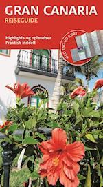 Gran Canaria (Rejseguide med kort)