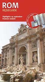 Rom (Rejseguide med kort)