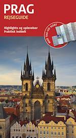 Prag (Rejseguide med kort)