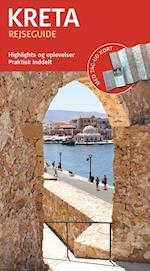 Kreta (Rejseguide med kort)