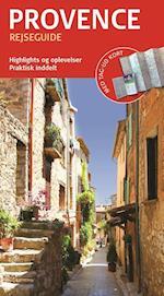 Provence (Rejseguide med kort)
