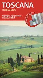 Toscana (Rejseguide med kort)