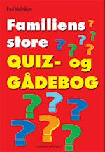 Familiens store quiz og gådebog