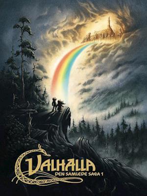 Valhalla- Odins væddemål - Thors Brudefærd - Ulven er løs