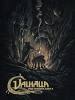 Valhalla. Gudernes gaver - Mysteriet om digtermjøden - Gennem ild og vand (Valhalla)
