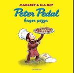 Peter Pedal bager pizza (Peter Pedal)