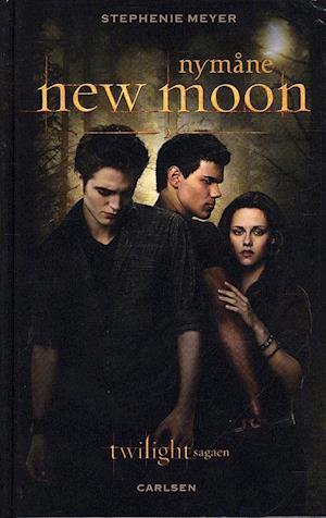Bog, hardback Nymåne af Stephenie Meyer