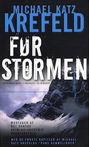 Bog, pocketbog Før stormen af Michael Katz Krefeld