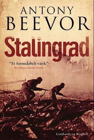 Bog, hardback Stalingrad af Antony Beevor