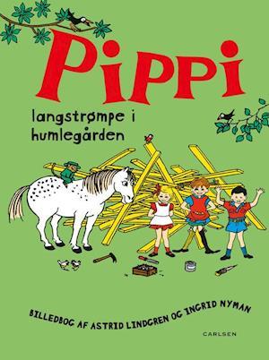 Pippi Langstrømpe i Humlegården