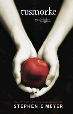 Bog, indbundet Tusmørke af Stephenie Meyer