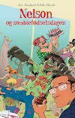 Nelson og zombiefødselsdagen