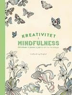 Kreativitet og mindfulness - 100 billeder med planter og dyr du selv kan farvelægge