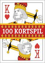 100 kortspil, hb.